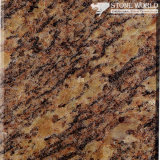 Polished Giallo California Granite for Countertops & Vanities (MT034)