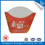 Art Paper Card Food Box for Chips Packaging