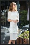 OEM Latest New Arrival Fashion Ladies Lace Dress