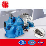 High Pressure Steam Boiler - Turbine Set