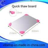 Practical Household Aluminum Thawing Plate for Kitchen