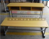 School Table and Desk for Student Education School Boys and Girls Desk Chair (SF-80D) of School Furniture