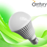 CE Approved 80ra E27 8W LED Bulb Housing
