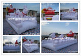 Inflatable Snowfield with Santa Claus (MIC-255)