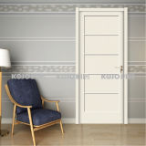 Eco-Friendly New Material WPC Interior Door for Bedroom Bathroom (YM-051)