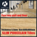 600X900mm Slim Porcelain Granite Tiles Thin Glazed Tile