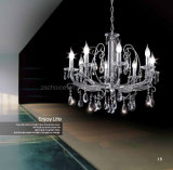 Classical Lighting Crystal Chandelier (8013-3)