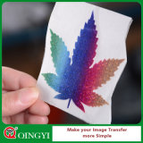 Qingyi Laser Heat Transfer Sticker for Wears