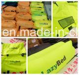 210d Polyester Fabric and 3 Season Type Lamzac Hangout Sleeping Air Bag