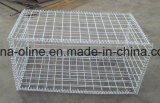 High Quality Welded Galvanized Stone Wire Mesh Gabion Box