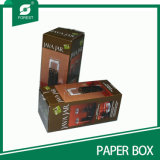 Printed Corrugated Paper Box for Jars/Bottles Packing
