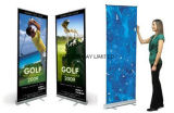 Banner Printing for Vertical Stands and Roll up Pull up Retractable Banners Sign Stand