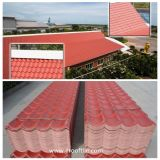China Tiles Design Jieli Corrugated Europe Style Roof Tiles
