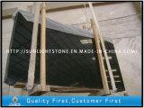 Natural Black Jade Marble Slabs for Bathroom Wall/Floor Tiles