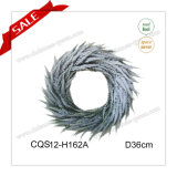 D36cm Plastic Decorative Flowers&Wreaths Type Wedding Christmas Decorations Craft