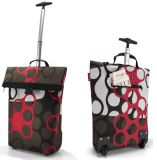 Trolley Shopping Bag, Shopping Rolling Tote (HTSH-837)