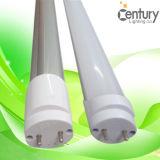 CE UL Dlc 130lm/W 1.2m 18W T8 LED Tube