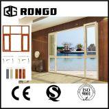 Rongo Modern Design Aluminum Window with Optional Texture