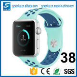 Soft Silicone Quick Release Replacement Strap for Apple iwatch for Sport Band