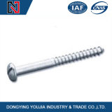 Stock DIN7971 Stainless Steel Slotted Pan Head Self-Tapping Screw