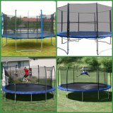 2014 CE Safe The Most Popular Trampoline