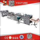 Hero Brand Semi Automatic Type Paper Bag Tube Forming Machine Price (HR1100-I)