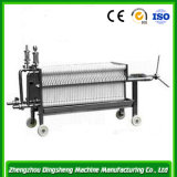 Press Filter Machine From Dingsheng
