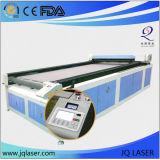 Auto Feeding Fabric Laser Cutter High Precision 1325
