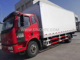 FAW VAN TRUCK for supermarket