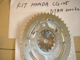 CG Titan 2000 Motorcycle Sprocket (428*44T/14T)