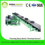 Recycled Rubber Tire to Tiles Machinery