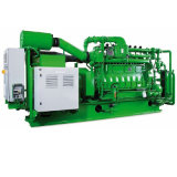 14kVA~1500kVA Natural Gas Power Generator with ISO / GB