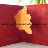 Customized Artwork and Music Greeting Card