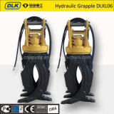 Hydraulic Wood Grapple for 12-16 Tons Excavator