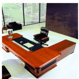 Solid Wood Excutive Desk (PS-046)