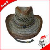 Hollow Straw Hat Cowboy Hat Printing Hat