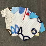 New Style Baby Summer Cotton Triangle Cartoon Jumpsuit