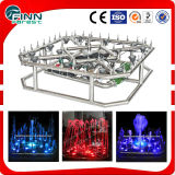 Nozzle LED Light Music Dancing Water Features Fountain