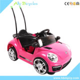 Four-Wheel Can Push Swing Remote Control Car Children′s Electric Cars