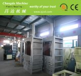 Vertical Hydraulic Baler for Pet Bottle and Paper