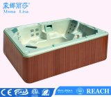 Chinese Manufacturer Monalisa Outdoor Jacuzzi SPA (M-3319)