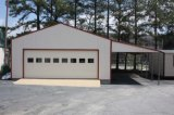Prefabricated Residential Metal Car Garage (KXD-123)