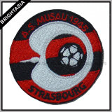 Custom Soccer Embroidery Patch for Sport Clothing (BYH-10116)