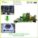 Dura-Shred Hot Sale Mobile Recycling Plant for Waste Tire (TSD1651)