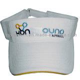 Polyester Pineapple Mesh Sandwich Summer Sun Visor Hat (TMV00553-1)