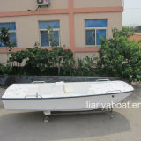 Liya 2017 Small Fiberglass Fishing Boat Bass Boat for Sale