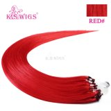 Remy Brazilian Pre-Bonded Easy Ring Hair Extension