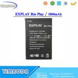 High Quality Accumulator for Explay Rio Play Battery 3.7V 1800mAh Li-ion