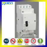 Household Electrical Contactor 20A 4pole 230V 50Hz Manual Operation