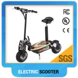 """2015 1500W 48V Brushless 2 Wheel Electric Scooter with 12"""" Wheel Green 01"""